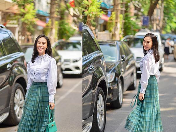 Hồ Ngọc Hà, Thu Hoàng diện trang phục rực rỡ đón hè 2020 - Ảnh 1