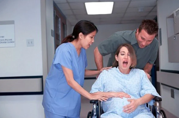 Những sai lầm khi mẹ bầu vượt cạn khiến mẹ tốn sức khó sinh - Ảnh 1