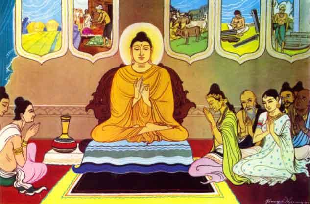 Tâm sinh tướng, phụ nữ càng ngày càng đẹp lên nếu làm theo những lời Phật dạy sau - Ảnh 1