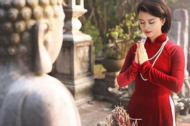 Tâm sinh tướng, phụ nữ càng ngày càng đẹp lên nếu làm theo những lời Phật dạy sau - Ảnh 2