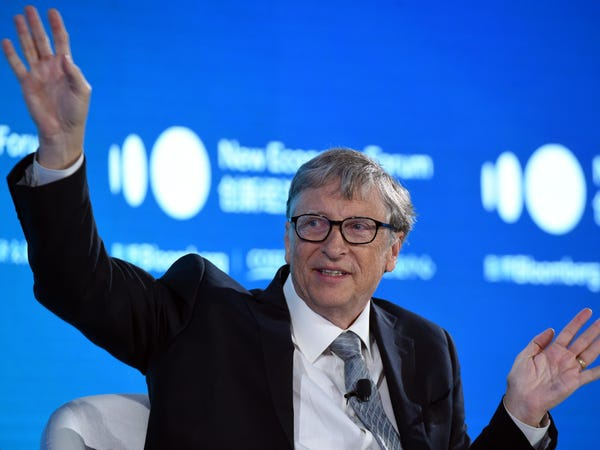 12 người giàu nhất thế giới trước và sau khi trở thành tỷ phú USD - Ảnh 10