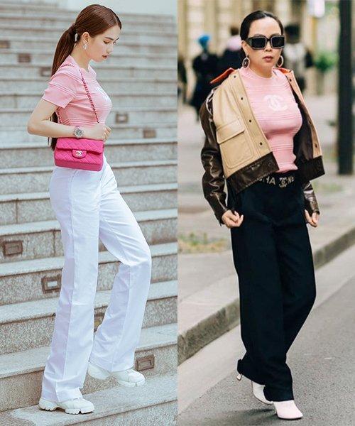 Đã giàu còn tiết kiệm: Phượng Chanel và Ngọc Trinh thường xuyên mượn hàng hiệu của nhau - Ảnh 10