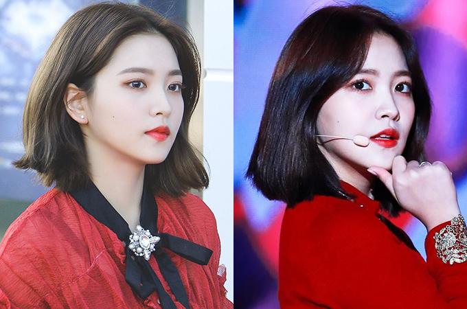 Những mái tóc ngắn 'huyền thoại' của các idol - Ảnh 2