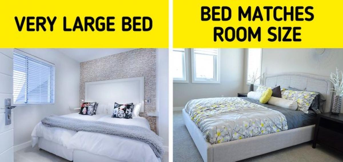 Những sai lầm nhiều người mắc khi thiết kế phòng ngủ - Ảnh 1