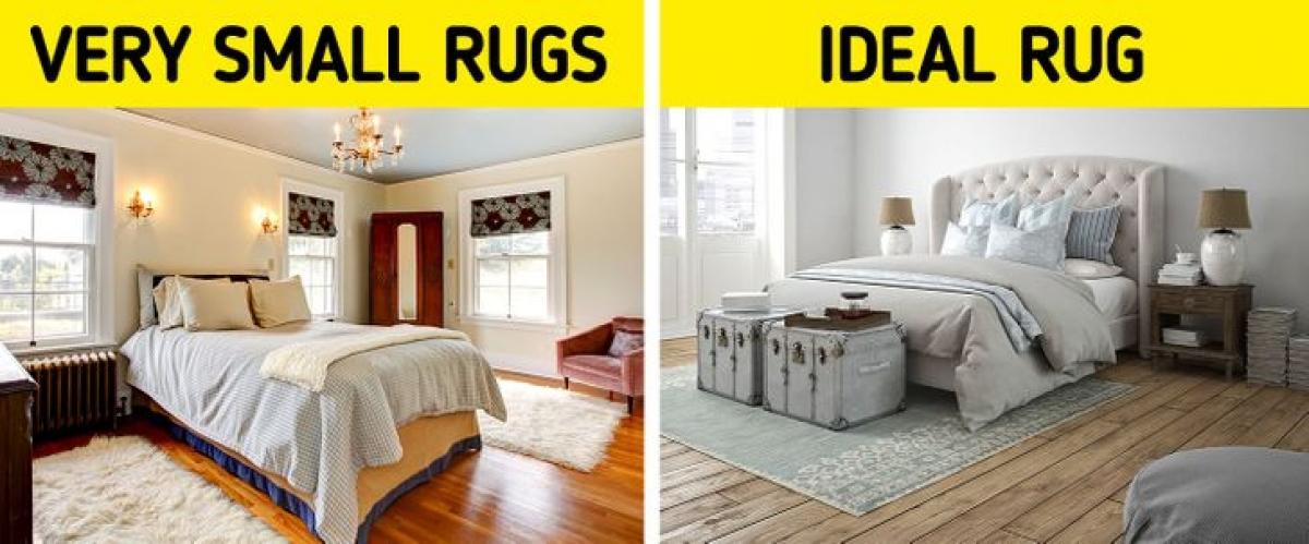 Những sai lầm nhiều người mắc khi thiết kế phòng ngủ - Ảnh 5