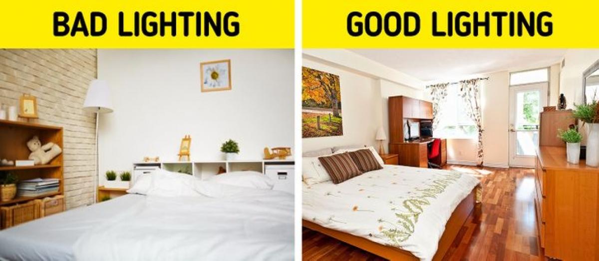 Những sai lầm nhiều người mắc khi thiết kế phòng ngủ - Ảnh 6