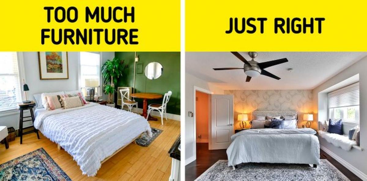 Những sai lầm nhiều người mắc khi thiết kế phòng ngủ - Ảnh 8