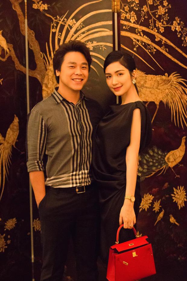 Người tình thiếu gia ôm Hòa Minzy chặt cứng trong cửa hàng thời trang - Ảnh 4