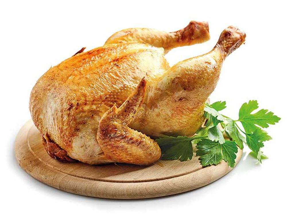 Bộ phận nào của gà chứa nhiều đạm nhất? - Ảnh 1
