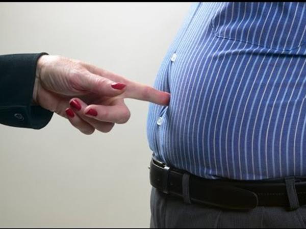 """Đàn ông béo phì nên """"yêu"""" thế nào? - Ảnh 1"""