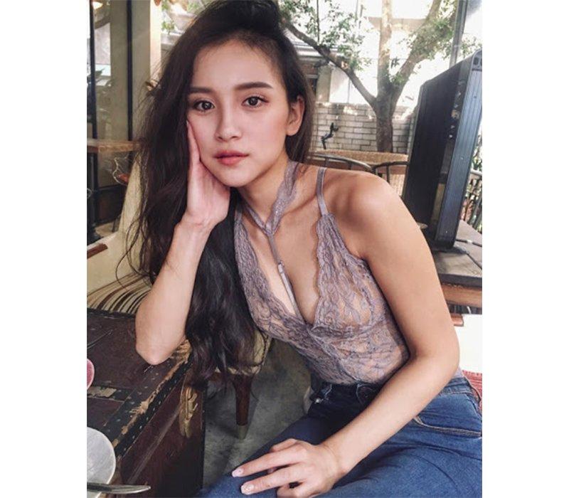 Chăm tập tành, bảo sao hotgirl này sở hữu body bốc lửa, được CĐM Đài Loan hết lời ca tụng - Ảnh 1