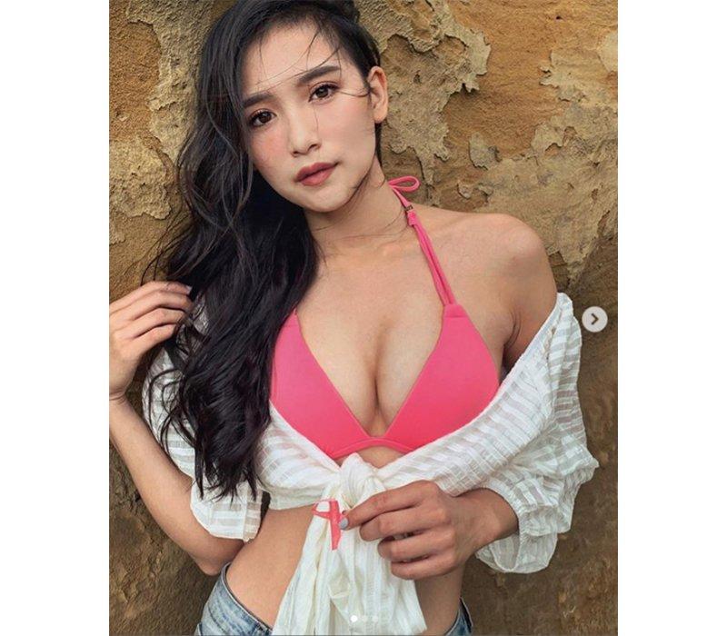 Chăm tập tành, bảo sao hotgirl này sở hữu body bốc lửa, được CĐM Đài Loan hết lời ca tụng - Ảnh 6