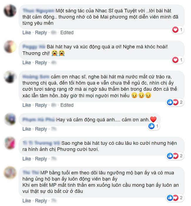 Nhạc sĩ Nguyễn Văn Chung tiễn Mai Phương bằng ca khúc đương thời đã hứa mà chưa kịp làm - Ảnh 3