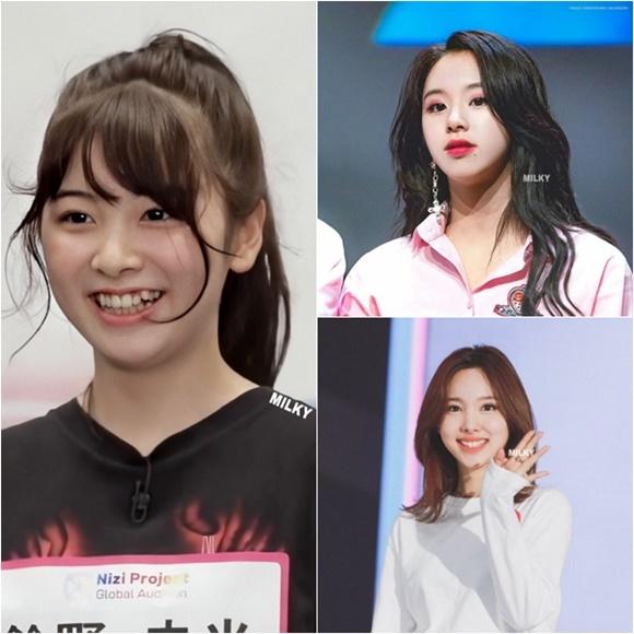 Những 'mầm non visual' JYP gây sốt vì giống Suzy, Twice - Ảnh 7