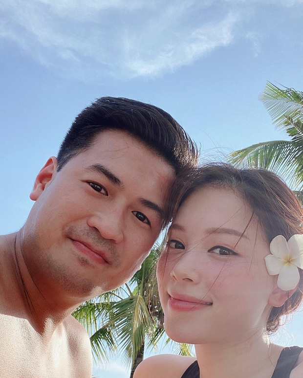 Hoa hậu Phạm Hương được em dâu tương lai của Hà Tăng xin làm thông gia - Ảnh 4