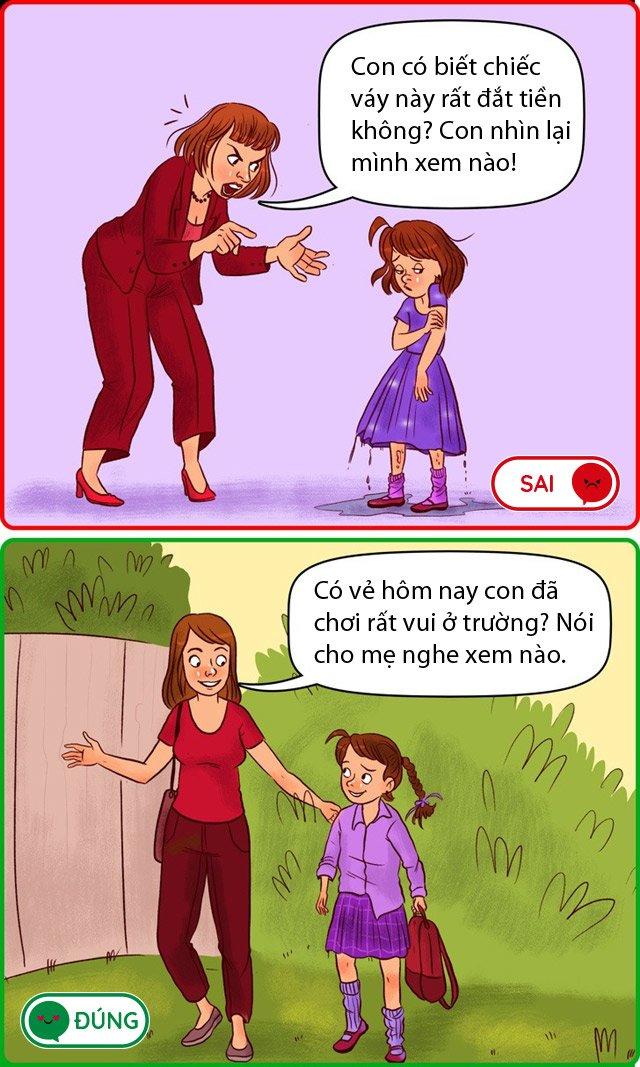 Không còn 'đầu bù tóc rối' khi nuôi con nếu mẹ làm theo những mẹo dưới đây - Ảnh 8
