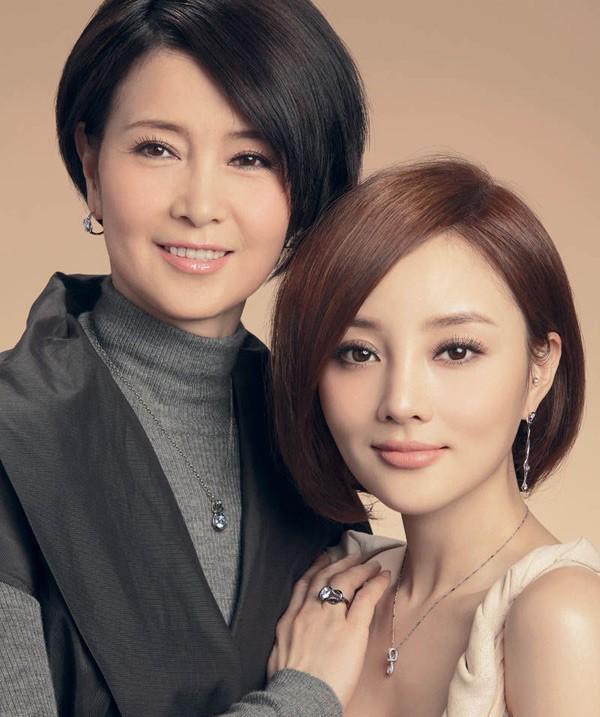 Những sao Hoa ngữ thừa hưởng nét đẹp di truyền từ gia đình - Ảnh 5