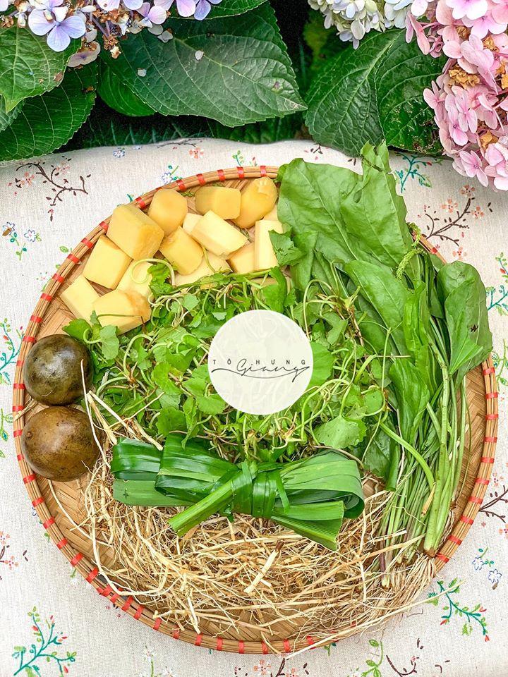 Mách chị em cách nấu nước rau má cỏ tranh 'đánh bay' cái nóng mùa hè - Ảnh 1