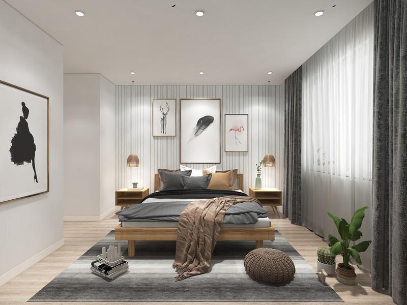 Ngắm căn hộ cho thuê mang màu sắc nhiệt đới - Ảnh 7