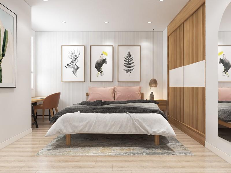 Ngắm căn hộ cho thuê mang màu sắc nhiệt đới - Ảnh 10