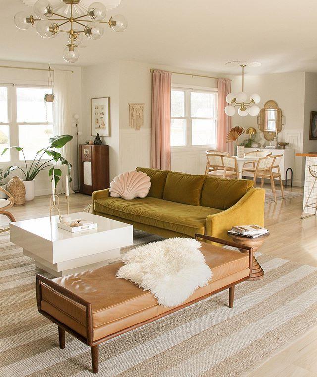Những chiếc sofa êm ái khiến bạn muốn nằm ườn trên đó cả ngày - Ảnh 3