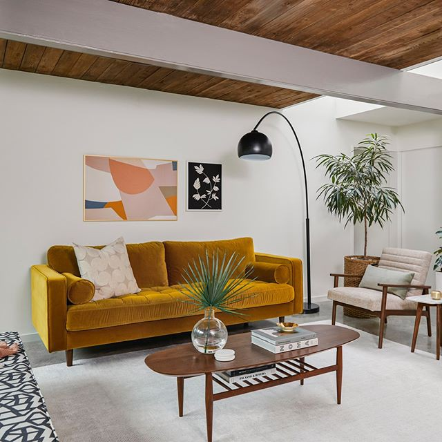 Những chiếc sofa êm ái khiến bạn muốn nằm ườn trên đó cả ngày - Ảnh 5
