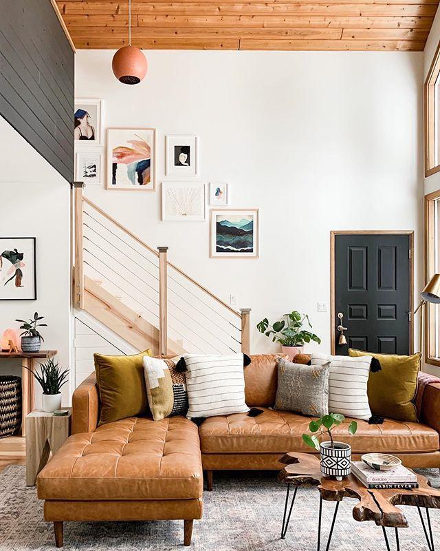 Những chiếc sofa êm ái khiến bạn muốn nằm ườn trên đó cả ngày - Ảnh 8