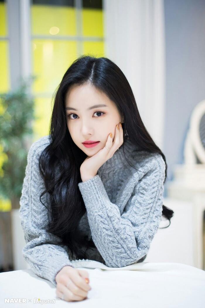 Top nữ idol sở hữu vẻ đẹp thách thức máy quay, theo K-Netizen - Ảnh 14