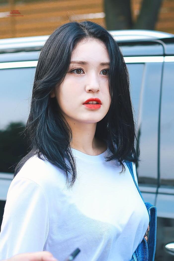Top nữ idol sở hữu vẻ đẹp thách thức máy quay, theo K-Netizen - Ảnh 7