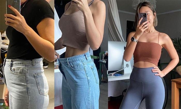 Học cô nàng hot girl Hàn Quốc giảm từ 70kg xuống 48kg bằng 6 bí quyết sau - Ảnh 1