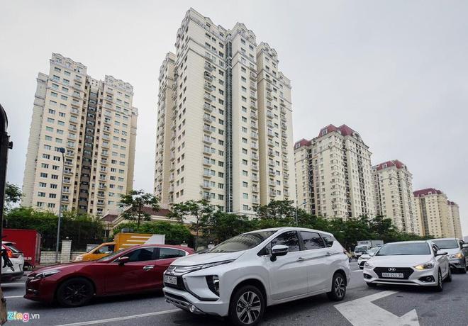 Nguồn cung nhà ở Hà Nội giảm mạnh - Ảnh 1