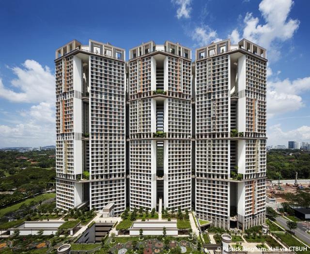 Kinh ngạc những công trình kiến trúc 'có một không hai' ở Singapore - Ảnh 3