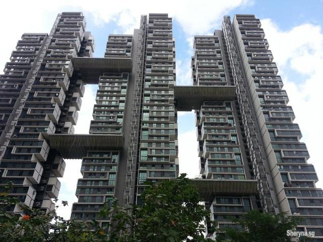 Kinh ngạc những công trình kiến trúc 'có một không hai' ở Singapore - Ảnh 4