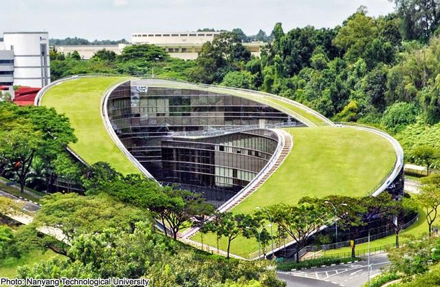 Kinh ngạc những công trình kiến trúc 'có một không hai' ở Singapore - Ảnh 5