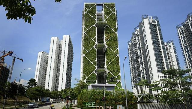 Kinh ngạc những công trình kiến trúc 'có một không hai' ở Singapore - Ảnh 6