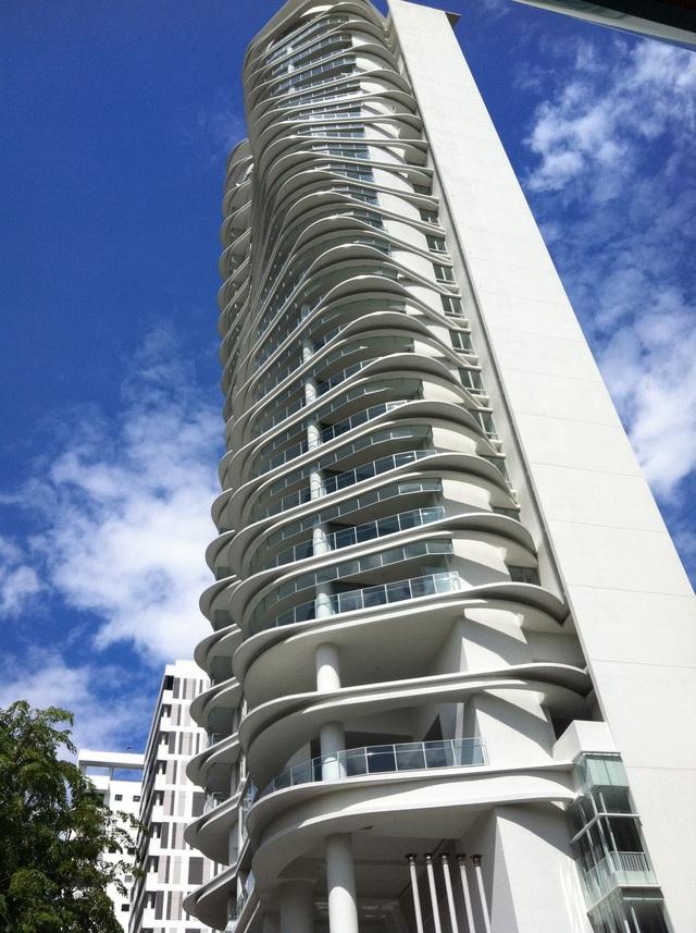 Kinh ngạc những công trình kiến trúc 'có một không hai' ở Singapore - Ảnh 7