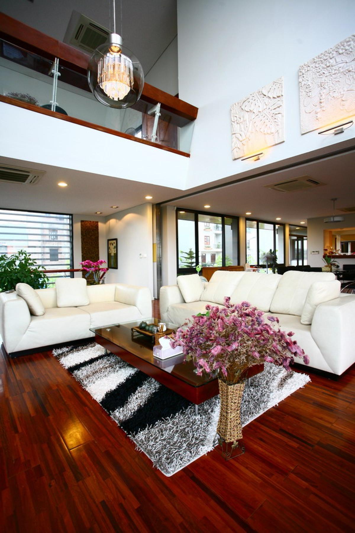 Những điều gia chủ lưu ý khi thiết kế phòng khách - Ảnh 1