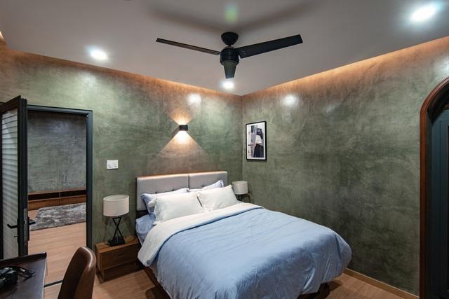 Nội thất sang chảnh trong căn biệt thự 400 m2 trên đỉnh đồi ở Đà Lạt - Ảnh 11