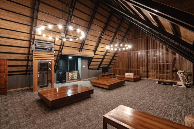Nội thất sang chảnh trong căn biệt thự 400 m2 trên đỉnh đồi ở Đà Lạt - Ảnh 14