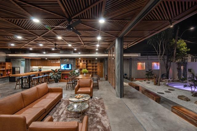 Nội thất sang chảnh trong căn biệt thự 400 m2 trên đỉnh đồi ở Đà Lạt - Ảnh 6