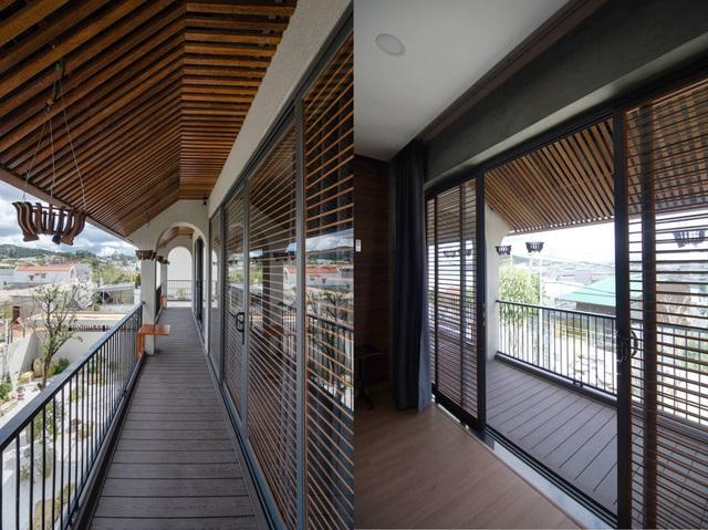Nội thất sang chảnh trong căn biệt thự 400 m2 trên đỉnh đồi ở Đà Lạt - Ảnh 10
