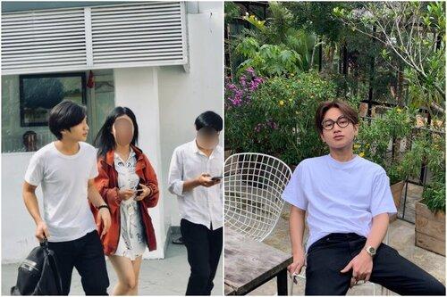 Sở hữu góc nghiêng xuất sắc và tóc hai mái, chàng trai thường bị nhầm là Nguyễn Trọng Tài Hongkong1 - Ảnh 1