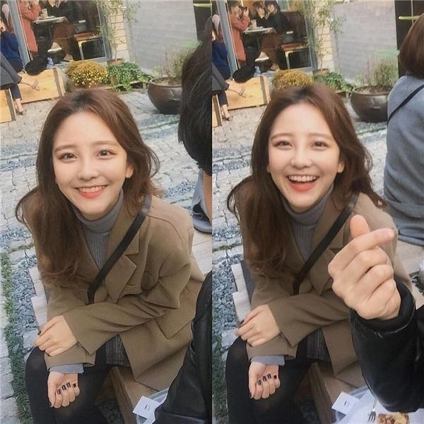 Thêm 1 cô gái Hàn xinh đẹp và đáng yêu 'phát ngất' gây sốt MXH - Ảnh 10