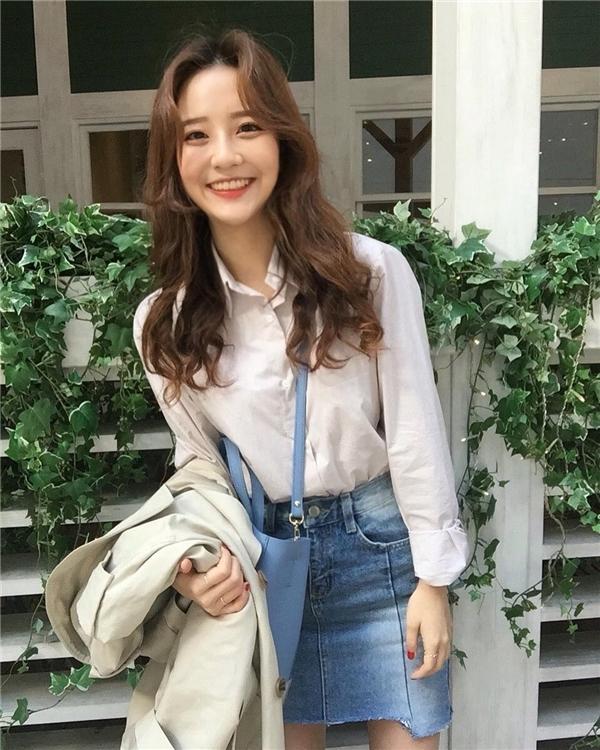 Thêm 1 cô gái Hàn xinh đẹp và đáng yêu 'phát ngất' gây sốt MXH - Ảnh 11