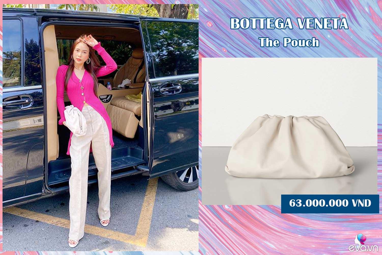 Hotgirl giàu bậc nhất Vbiz có 50 tỷ: mặc đồ bánh bèo giản đơn nhưng xách túi trăm triệu - Ảnh 14