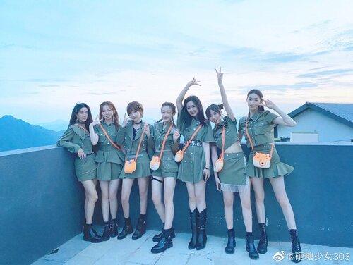 Thực lực của Bonbon Girls 303 gặp nhiều nghi ngờ khi đảm nhận vị trí đoàn nhận xét trong 'Chúng tôi nhiệt huyết' - Ảnh 3