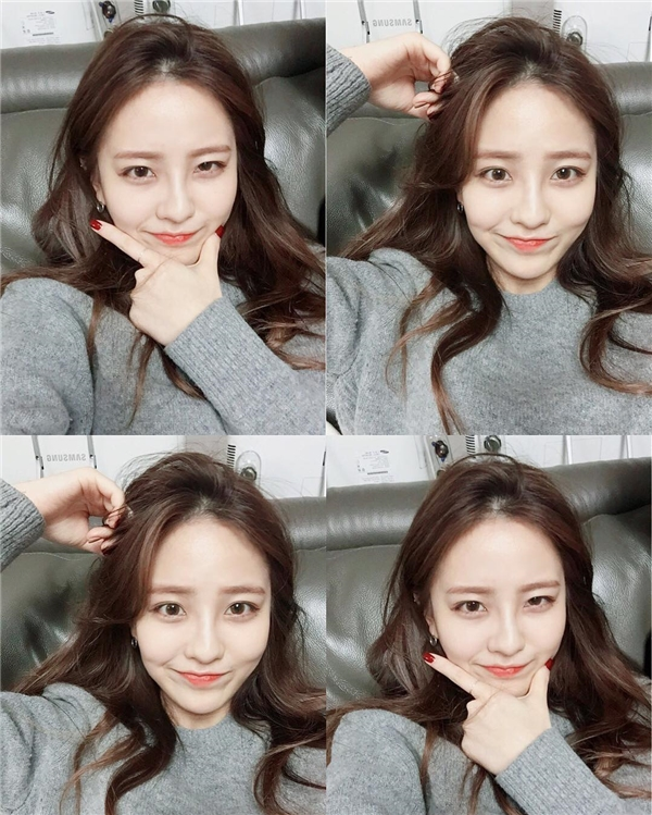 Thêm 1 cô gái Hàn xinh đẹp và đáng yêu 'phát ngất' gây sốt MXH - Ảnh 15
