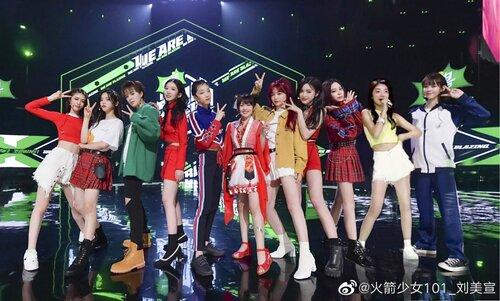 Thực lực của Bonbon Girls 303 gặp nhiều nghi ngờ khi đảm nhận vị trí đoàn nhận xét trong 'Chúng tôi nhiệt huyết' - Ảnh 5