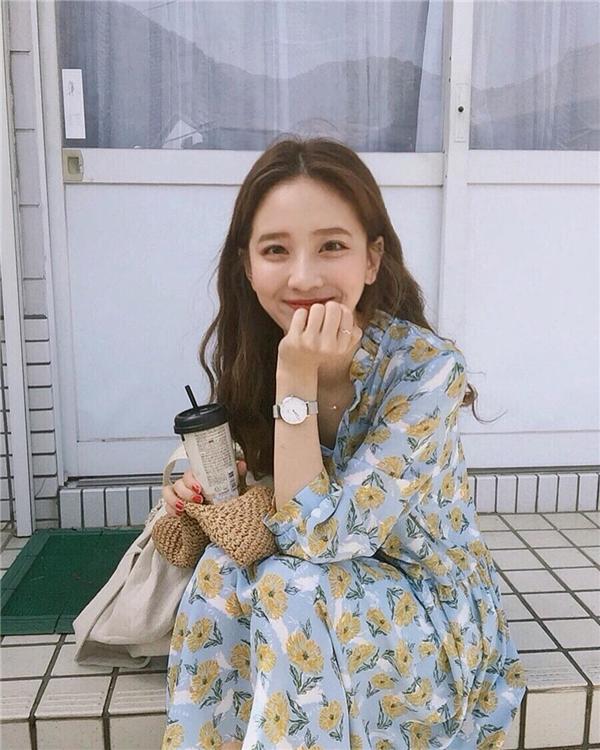 Thêm 1 cô gái Hàn xinh đẹp và đáng yêu 'phát ngất' gây sốt MXH - Ảnh 16
