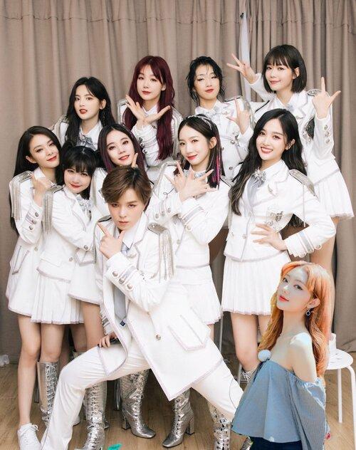 Thực lực của Bonbon Girls 303 gặp nhiều nghi ngờ khi đảm nhận vị trí đoàn nhận xét trong 'Chúng tôi nhiệt huyết' - Ảnh 7